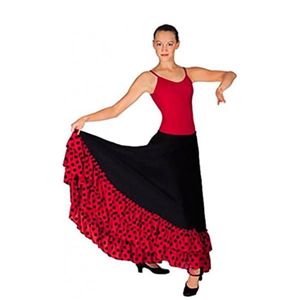 Фламенко фото юбки