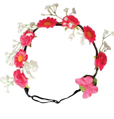 Ободок Flashion Flowers  M-1912